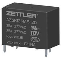 Zettler Electronics AZSR131-1AE-12DGW Nyák relé 12 V/DC 35 A 1 záró 1 db Zettler Electronics