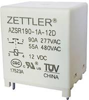 Zettler Electronics AZSR190T-1A-12DL Nyák relé 12 V/DC 100 A 1 záró 1 db Zettler Electronics