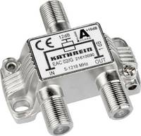 Kathrein EAC 02/G Kábel-TV leágaztató 2 részes 5 - 1218 MHz Kathrein