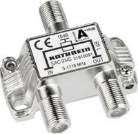 Kathrein EAC 03/G Kábel-TV leágaztató 1 csatornás 5 - 1218 MHz Kathrein