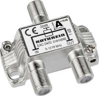 Kathrein EAC 04/G Kábel-TV leágaztató 1 csatornás 5 - 1218 MHz Kathrein