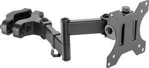 """TECHly ICA-LCD-110BK Monitor tartó 43,2 cm (17"""") - 81,3 cm (32"""") Forgatható, Dönthető, Csuklóval mozgatható TECHly"""
