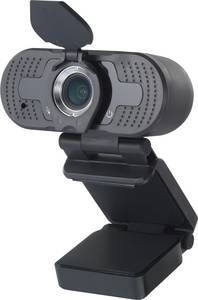 Full HD webkamera 1920 x 1080 pixel, csíptetős tartóval, Renkforce RF-WC-150 Renkforce