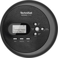 TechniSat DIGITRADIO CD 2GO Hordozható CD lejátszó MP3 Fekete TechniSat