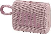 JBL Go 3 Bluetooth hangfal Vízálló, Porálló Rózsaszín JBL