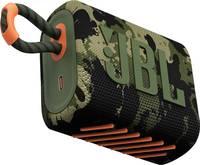 JBL Go 3 Bluetooth hangfal Vízálló, Porálló Terepszínű JBL