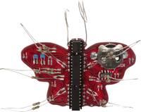 Whadda WSAK208 Pillangó Kivitel: Építőkészlet 3 V Whadda