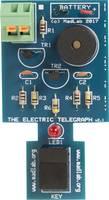 Whadda WSG109 Elektromos telegráf Kivitel: Építőkészlet 9 V Whadda