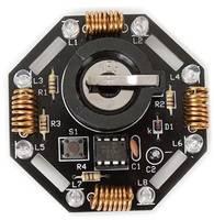 Whadda WSL103 Atom szív Kivitel: Építőkészlet 6 V Whadda