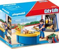 Playmobil® City Life Hausmeister mit Kiosk 9457 Playmobil