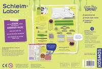 Kosmos Schleim-Labor 643607 Kísérletező készletek 8 - 12 éves Kosmos