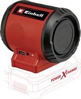 Einhell Power X-Change TC-SR 18 Li BT - Solo Bluetooth hangfal AUX, USB Piros Einhell
