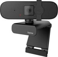 Hama C-400 Full HD webkamera 1920 x 1080 pixel Csíptetős tartó Hama