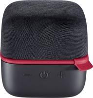 Hama Cube Bluetooth hangfal Kihangosító funkció, SD Fekete Hama