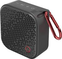 Hama Pocket 2.0 Bluetooth hangfal AUX, Kihangosító funkció, Vízálló Fekete Hama