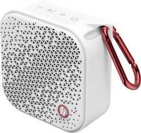 Hama Pocket 2.0 Bluetooth hangfal AUX, Kihangosító funkció, Vízálló Fehér Hama