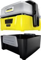 Kärcher Mobile Outdoor Cleaner OC3 + Adventure Hordozható mosóállomás, akkuval Hideg víz Kärcher