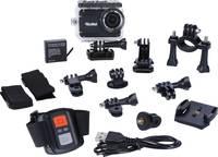 Akciókamera készlet 4K, Full HD, timelapse, fröccsenő víz ellen védett, WLAN, Rollei 6s Plus Rollei