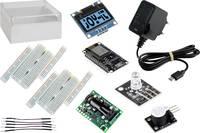 TRU COMPONENTS CO2 Indicator (LED, Display, Alarm) Levegőminőség építőkészlet Építőkészlet 5 V/DC -40 80 °C TRU COMPONENTS