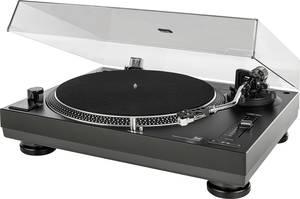 Dual DTJ 303 DJ USB-s lemezjátszó Közvetlen meghajtás Dual