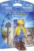 Playmobil® Playmo-Friends Bauarbeiter 70560 Playmobil