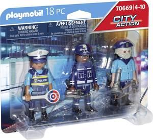 Playmobil® City Action Figurenset Polizei 70669 Playmobil