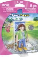 Playmobil® Playmo-Friends Frau mit Katzenbabys 70562 Playmobil