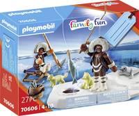 "Playmobil® Family Fun Geschenkset ""Eisangler"" 70606 Playmobil"