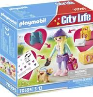 Playmobil® City Life Fashion Girl mit Hund 70595 Playmobil