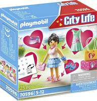 Playmobil® City Life Fashion Girl 70596 Playmobil