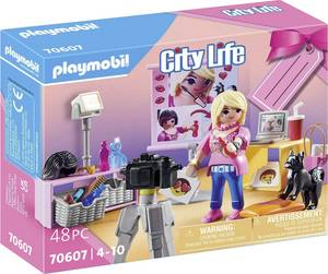 "Playmobil® City Life Geschenkset ""Social Media Star"" 70607 Playmobil"