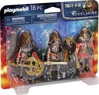 Playmobil® Novelmore 3 részes készlet Burnham Raiders 70672 Playmobil