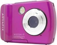 Easypix W2024 Splash Digitális kamera 16 Megapixel Rózsaszín Víz alatti kamera Easypix
