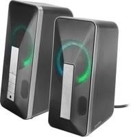 SpeedLink SL-810007-BK 2.0 Számítógép hangszóró USB 10 W Fekete SpeedLink