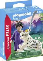 Playmobil® specialPLUS Asiakämpferin mit Tiger 70382 Playmobil