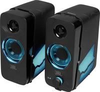 JBL Harman QUANTUM DUO 2.0 Számítógép hangszóró Bluetooth™, Vezetékes 20 W Fekete JBL Harman
