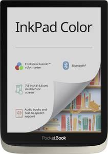 PocketBook InkPad E-könyv olvasó 19.8 cm (7.8 coll) Ezüst PocketBook