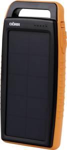 DÖRR SC-15000 or 15 Ah 980552 Napelemes powerbank Töltőáram napelem (max.) 220 mA Kapacitás (mAh, Ah) 15 Ah DÖRR