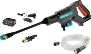 GARDENA AquaClean 24/18V Ready-To-Use Set - Aktion Közepes nyomású tisztító 24 bar GARDENA