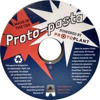 Proto-Pasta CFP1280 Original Carbon Fiber PLA 3D nyomtatószál PLA műanyag 2.85 mm 50 g Karbon 1 db Proto-Pasta