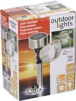 Napelemes kerti lámpa LED Outdoor Lights Outdoor Lights