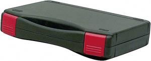 Műszerkoffer, szerszámtáska méret 235 x 185 x 48 mm, fekete Viso Tekno (TEK2002) VISO