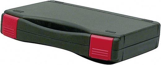 Műszerkoffer, szerszámtáska méret 235 x 185 x 48 mm, fekete Viso Tekno