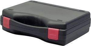 Műszerkoffer, szerszámtáska méret 275 x 230 x 83 mm, fekete Viso Tekno (TEK2004) VISO