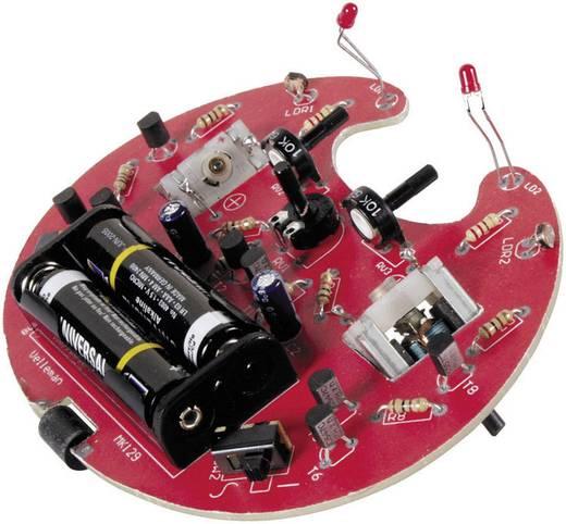 Miniatűr szaladó robot, építőkészlet, Velleman MK129