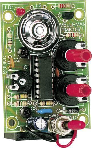 9V-os metronom áramkör építőkészlet, Velleman MK106