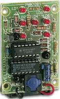 Whadda WSG113 Villogó fény építőkészlet Kivitel: Építőkészlet 9 V/DC Whadda