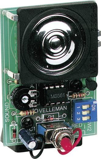 Sziréna generátor építőkészlet 9V Velleman MK113