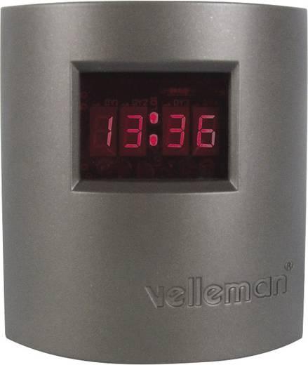 LED-es óra Velleman MK151 Kivitel: Építőkészlet 9 V