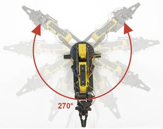 Robotkar építőkészlet, Velleman KSR10